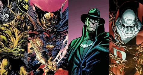 justice league dark film news guillermo del toro has turned in justice league dark