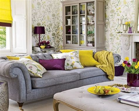 interior design grey sofa living room living room with gray sofa with yellow and