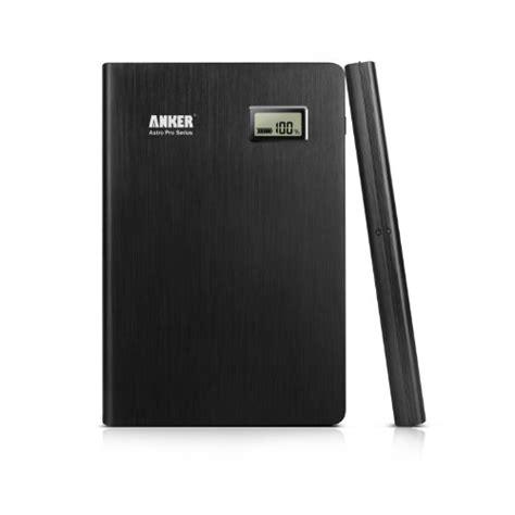 Powerbank Log On 30 000mah Digital anker 20 000mah 4 port externer akku batterie power bank