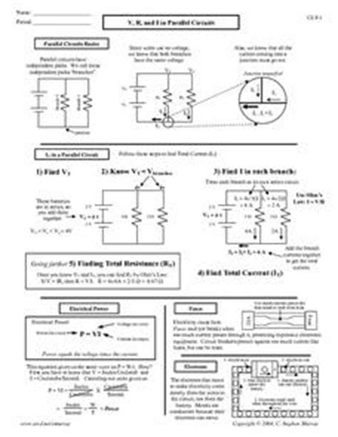 parable parallels worksheet answers worksheets parallel circuits worksheet opossumsoft worksheets and printables