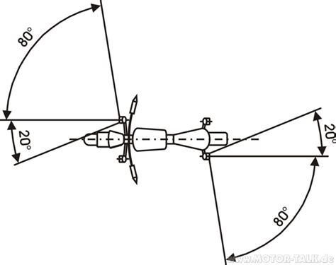 Motorrad Blinker Position by Abstand Und Position Blinker Bremslicht R 252 Cklicht Xjr