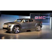 GMC Hybrid Truck Concept Debuts At Chicago Auto Show  Top