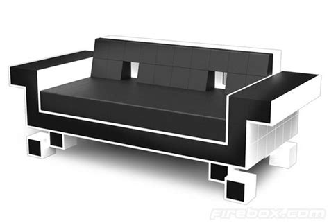 space invaders couch retro invader couch will invade your gaming room in style