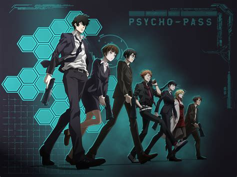 psycho pass psycho pass newbie recap episode 2 those capable the