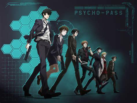 psycho pass psycho pass newbie recap episode 2 those capable the