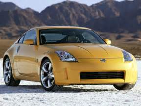 Used Nissan Used Nissan 350z Enthusiast Coupe Sports Cars Ruelspot