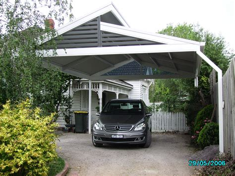 carport designs roof styles pergolas plus