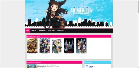 6 Anime Website by Top Anime Websites Top Anime Websites