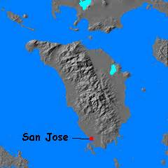 san jose leyte map the pacific war encyclopedia mindoro
