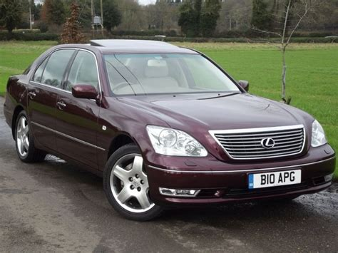 lexus sl 430 lexus ls 430 pictures posters news and on your