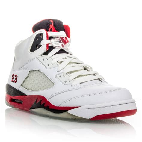 mens air retro 5 basketball shoes air 5 retro mens basketball shoes white