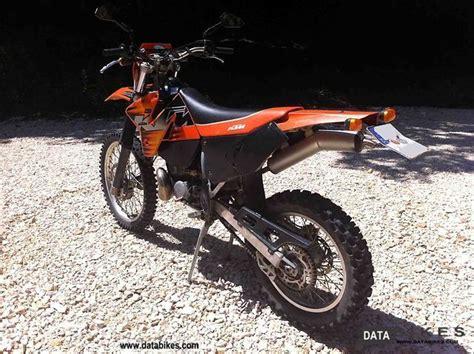 1999 Ktm 250 Exc 1999 Ktm Exc 250