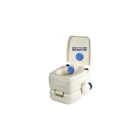 new biological portable toilet treatment tablets