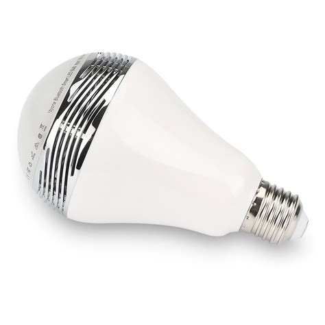 led light bulbs with wifi speakers review 1byone wireless bluetooth speaker smart led