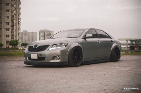 widebody toyota toyota camry v40 widebody front
