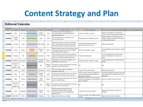 social media content plan template search results for content plan social media template