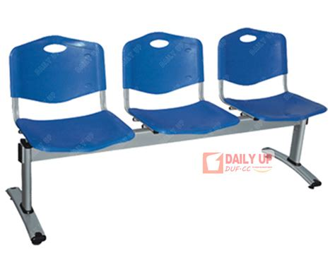 outdoor plastic bench seats barber shop waiting chairs pp airport benches lower price