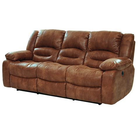 el dorado furniture sofas tan reclining sofa ranger manual reclining sofa in
