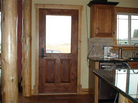 Kitchen Exterior Doors Exterior Kitchen Door With Window Doors Windows The Features Of Iwp Doors Exterior With The