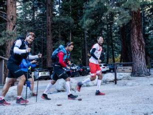 françois d'haene: new speed record of john muir trail (usa