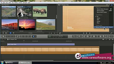 final cut pro for windows 8 free download full version final cut pro x for windows rare software