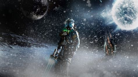 dead space  full hd wallpaper  background image