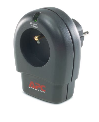 Apc Surge Protector P5bvgr P5bv Gr test overspenningsvern priss 248 k gir deg laveste pris