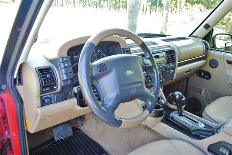 land rover 1999 interior 1999 land rover discovery interior pictures cargurus