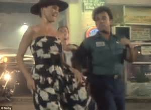 Danced in the video for 1983 hit uptown girl which he wrote for her