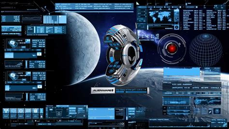 desktop themes pc 2012 desktop themes 3d alienware and iron man inspired