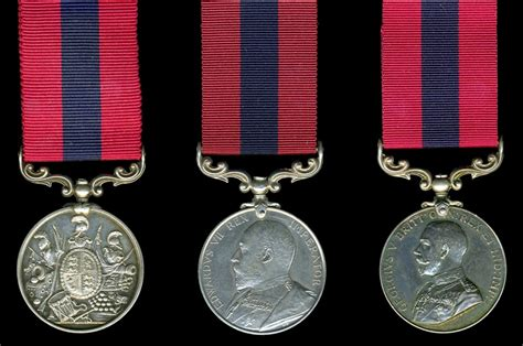 types of medals distinguished conduct medal royal dublin fusiliers