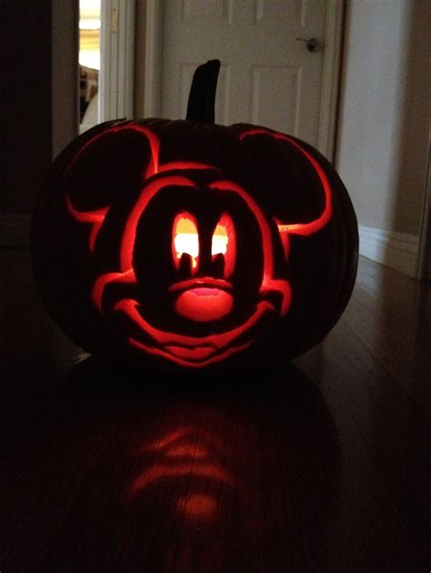 mickey mouse vire pumpkin template mickey mouse pumpkin holidays