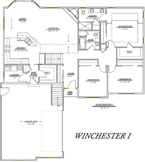 winchester house floor plan simple dog house building plans