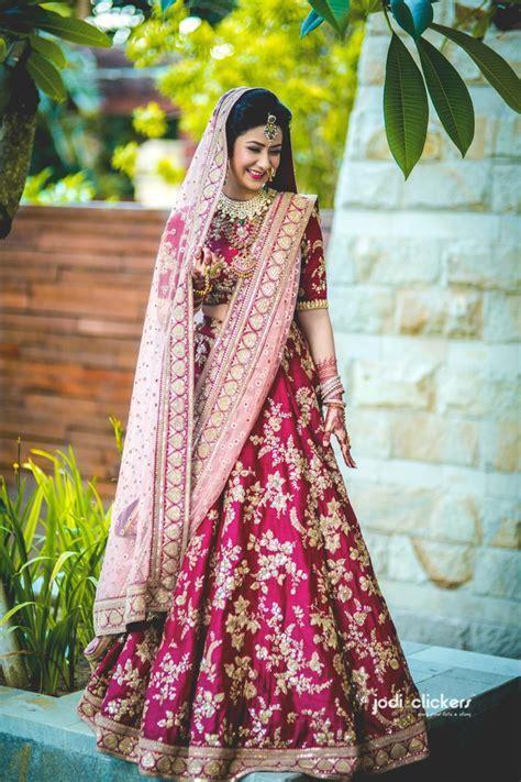 Best 25  Bridal Lehenga ideas on Pinterest   Indian bridal