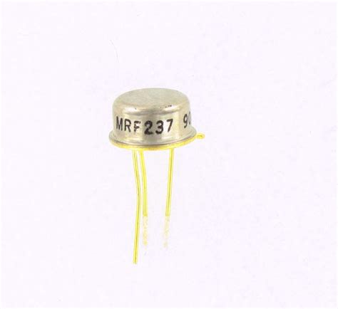 transistor lifier at high frequency mrf237 transistor rf semiconductors transistors high frequency transistors