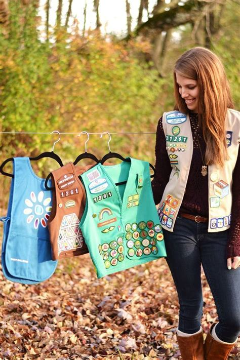 themes for girl scout 93 best girl scouts love ideas decor images on