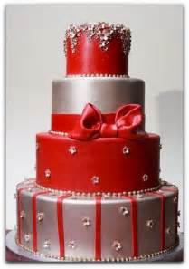 10 tortas 15 241 os color rojo imagenes tortas decoradas