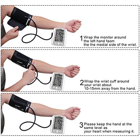 How To Take Blood Pressure At Home