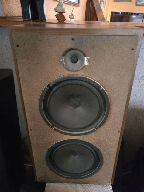 tweeter replacement  older sony ss  speakers avs