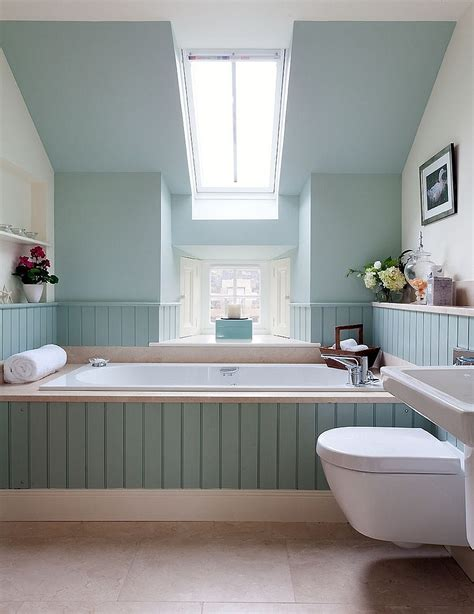 panelled bathroom ideas 23 gorgeous bathrooms that unleash the radiance of skylights