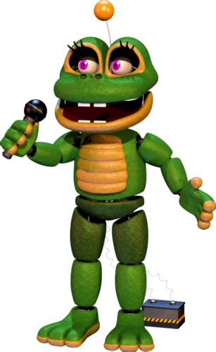 happy frog | freddy fazbears pizzeria simulator wiki