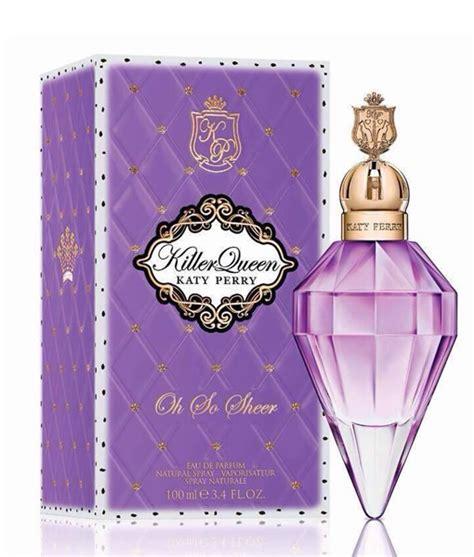Katy Perry Killer Oh So Sheer Original Singapore katy perry killer oh so sheer edp for perfumestore singapore