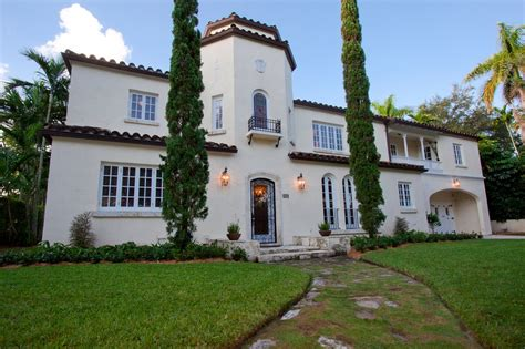 home design center coral gables house of the week a vintage villa near 3 golf courses in