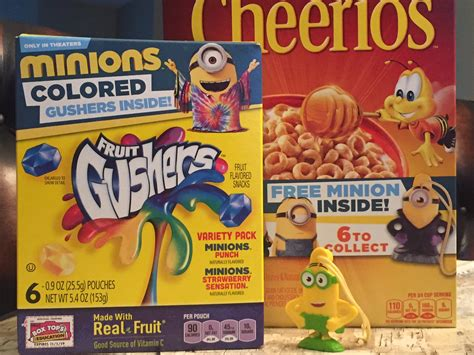 General Mills Giveaway - giveaway general mills is ing up for minions girl gone mom