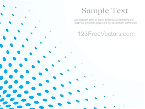 illustrator pattern dots free blue halftone dot pattern background illustrator by