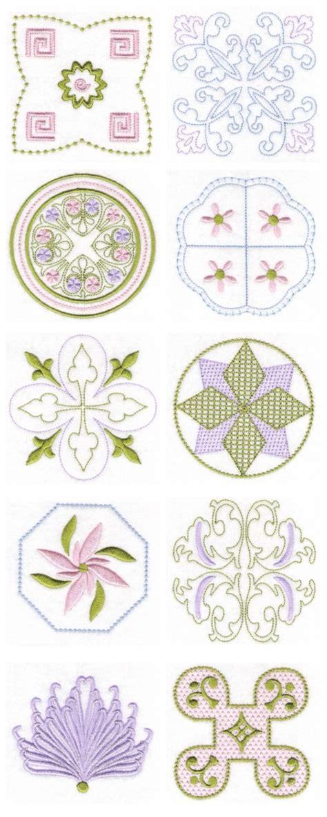 decorative blocks machine machine embroidery designs decorative blocks 2 set