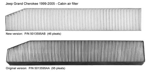 Jeep Commander Cabin Air Filter by 2000 Jeep Grand Cabin Filter Location 2000 Free