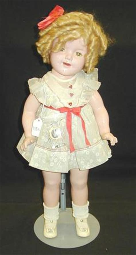 composition doll values shirley temple doll ideal composition original clothes