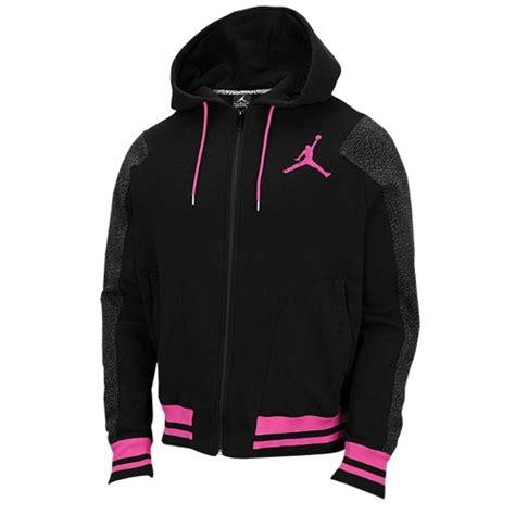 Jordanfa Jaket varsity ele zip jacket s at eastbay