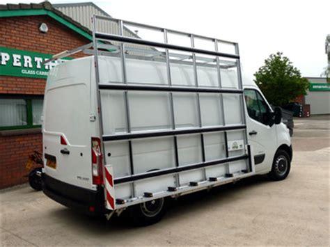 Glazing Racks For Vans by Supertrucks